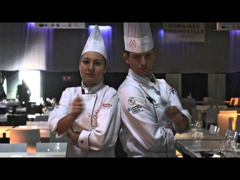 Canadian Food and Wine Institute_Junior Culinary Team Canada ~ Luxembourg