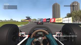 F1 2017 Classic Car Gameplay: Senna