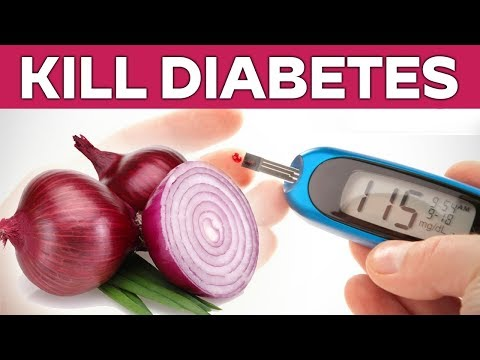 Onion is The Perfect Medicine For Sugar - Can Diabetics Eat Onions?