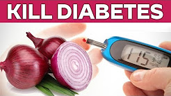 For A Health Llife- Onion is The Perfect Medicine For Sugar