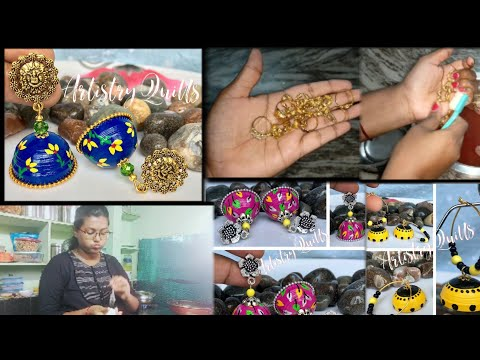 #Fridayvlog My latest earrings Collection || How to clean gold jewellery at home