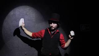 Show de Mágica - Cartas na Cartola