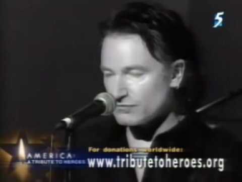 A Tribute to Heroes - U2 - Walk On