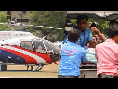 In Tamilnadu, Now You Can Fly To Hospital | Air Ambulance  | RK  25