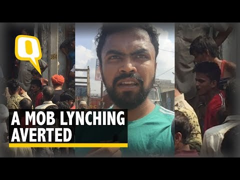 How I Almost Witnessed a Mob Lynching & Why Vigilance is Crucial | The Quint