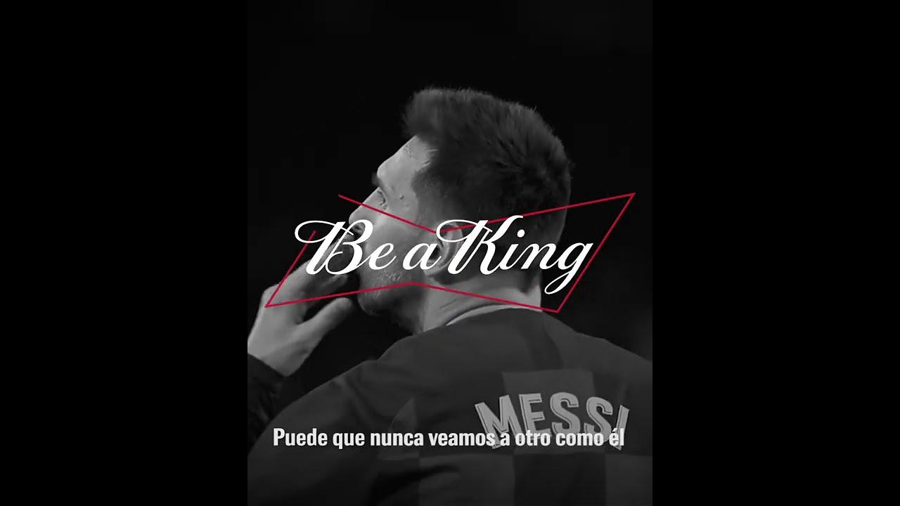 In this game, no goal is easy. Not goal 1 or goal 644.  #BeAKing #KingOfBeers
