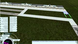 """Airport Tycoon 3"" NoobPlay Part 1"