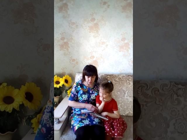 Изображение предпросмотра прочтения – гульнурдильмухаметова читает произведение «Заколдованная буква» В.Ю.Драгунского