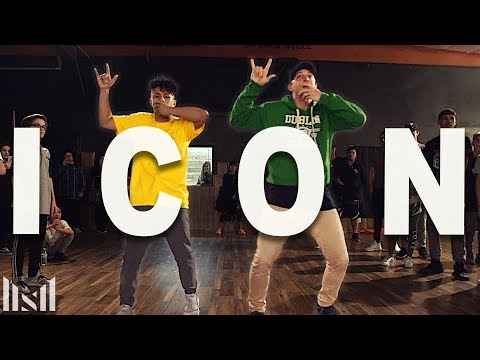 ICON - Jaden Smith Dance | Matt Steffanina ft Kenneth