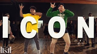 vuclip ICON - Jaden Smith Dance | Matt Steffanina ft Kenneth