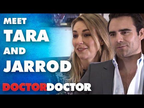 Meet Tara And Jarrod, The New Characters On Doctor Doctor | Doctor Doctor 2020