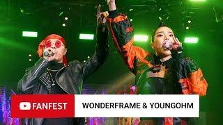 WONDERFRAME & YOUNGOHM @ YouTube FanFest Bangkok 2018