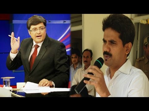 The Newshour Debate: India Unites Against Mafia After DK Ravi Suicide Case(19th March 2015)