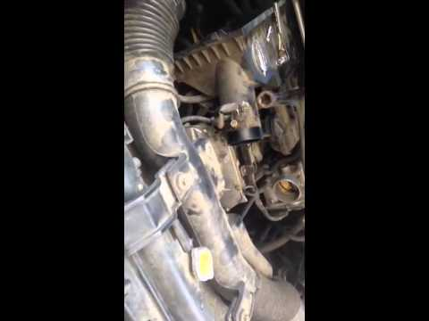 Nissan Frontier 05 Camshaft position sensor replacement
