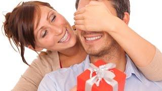 видео Что можно подарить мужу на день рождения?