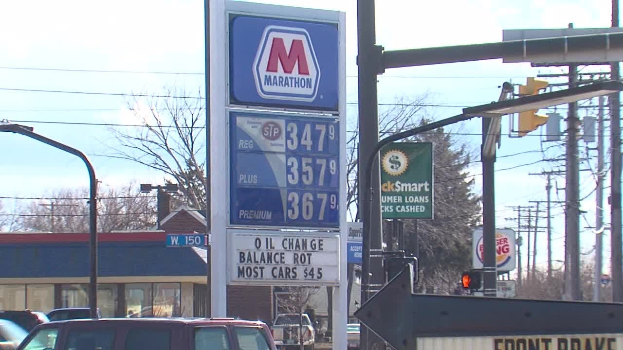 Speedway Gas Prices Near Me >> Gas Prices Change Ay Speedway