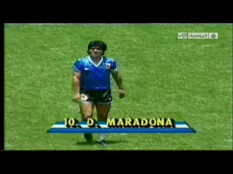 Argentina 2 1 England 1986
