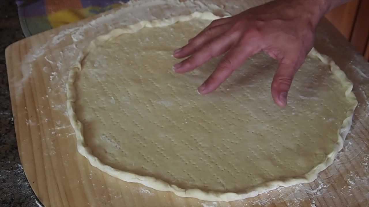 Pizza dough iii recipe