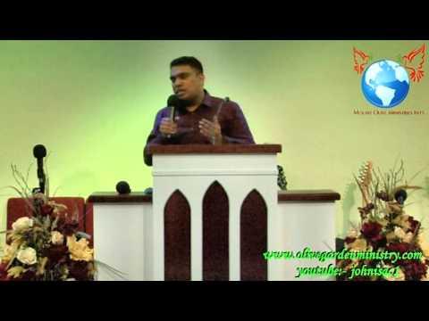 Malayalam Christian Message. Psalms 23. Bro. Joby Varghese