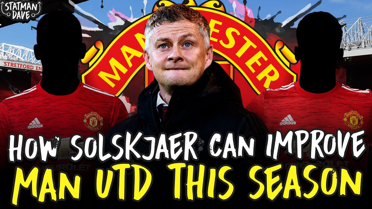 How Solskjaer Should Set Up Manchester United in the 2020/21 Premier League | Tactics Explained