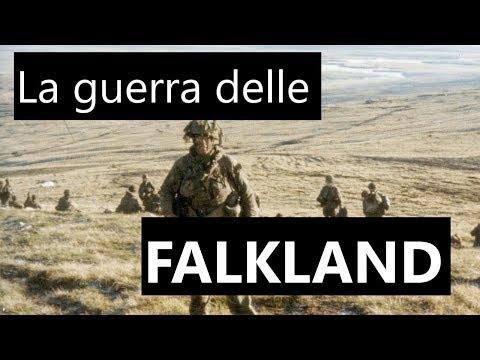 La Guerra Delle FALKLAND (1982)