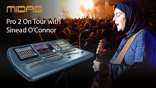 Pro 2 on tour with Sinead O'Conner