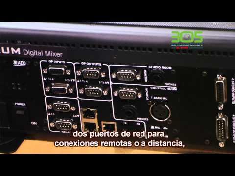 NAB 2010: AEQ Forum Digital Control Surface