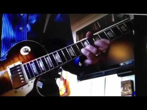 UFO High Flyer Guitar Lesson
