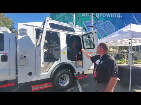 Our Tactical Command Vehicle is in the News! | SDGE | San