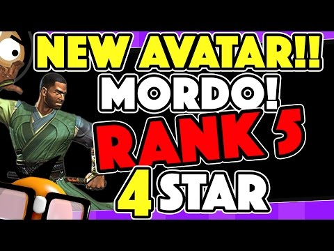MORDO 4 Star Rank 5 and Comparison