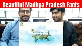 Pakistani Reaction To   Top 10 Interesting Facts About Madhya Pradesh   PINDI REACTION  