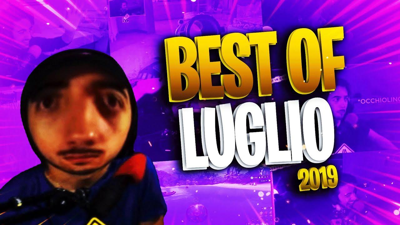 IL DISAGIO NELLE LIVE DEL 2019 - BEST OF LUGLIO