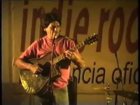 Alejandro Sokol en vivo en Tres Arroyos.