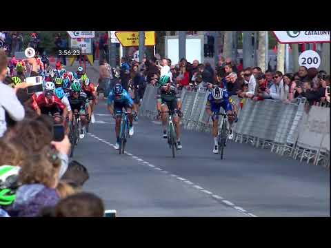Last Km Stage 6 Valls - Vila-seca