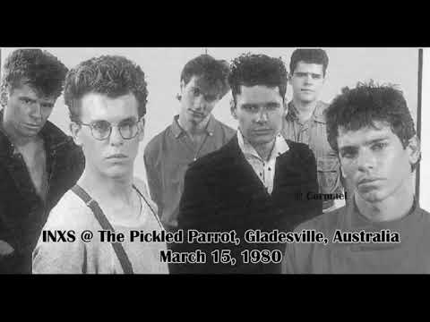 Michael Hutchence & INXS ★ Gladesville, Australia 1980 15/03