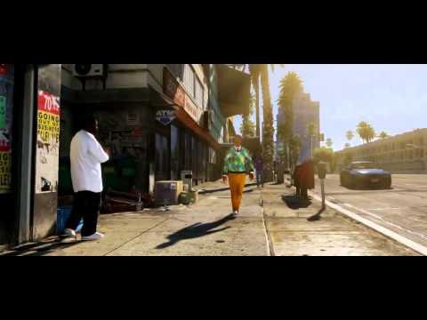 ตัวอย่างเกม Grand Theft Auto V พากย์ไทย