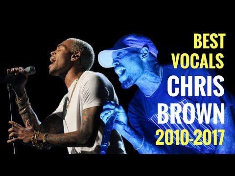 Chris Brown BEST LIVE VOCALS 2010 - 2017
