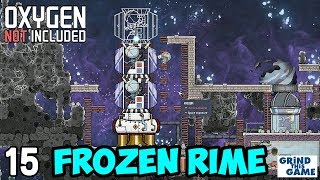 Steam Rocket Time on RIME #15 - Oxygen Not Included (Launch Upgrade) [4k]