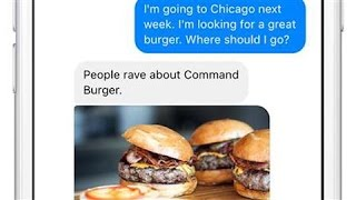 Facebook's 'M' Takes on Siri and Google Now