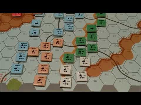 Cromwell's Victory The Battle of Marston Moor 2 July 1644 Turn 2