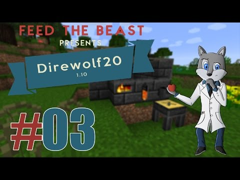 Smeltery Feed The Beast S3EP03
