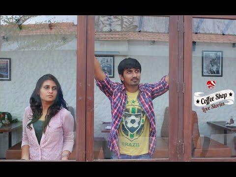 Coffee Shop Love Stories | Telugu Short Love Stories | story 4| by Harish Nagaraj