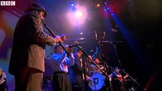 The California Feetwarmers - Aunt Hagers Children's Blues (Live at Celtic Connections 2015)