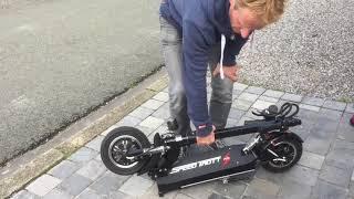 Speedtrott RS 1600: le test