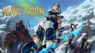 Стартовало открытое бета тестирование Legends of Runeterra от создателей Лиги Легенд