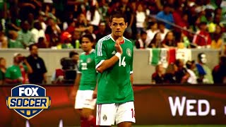 Chicharito discusses the state of Mexico's national team | 2015 CONCACAF Cup