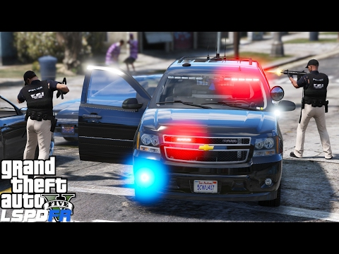 GTA 5 LSPDFR Police Mod 371 | FBI Joint Terrorism Task Force