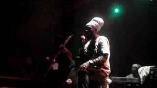 Sizzla - Nah Apologize (amsterdam 2007)