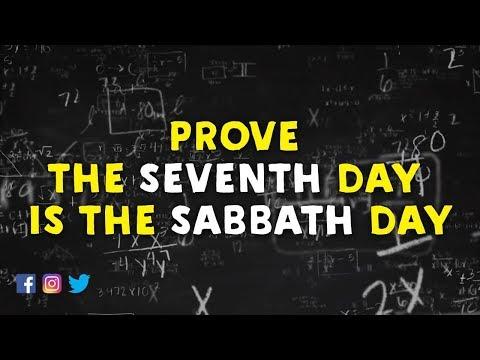 IUIC: Q & A In The MIA   Prove The 7th Day Is The Sabbath Day