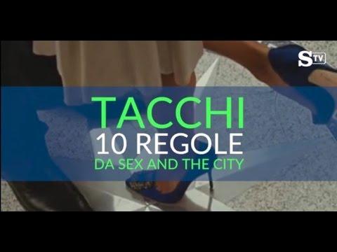 Scarpe e tacchi: trucchi e segreti da Sex and the City